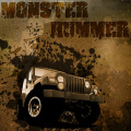 Race your Hummer on challenging mountain tracks.