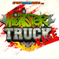 Drive your monster-truck over cars & collect as many stars as you can.