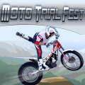 Show your skills & drive your bike through various terrains.