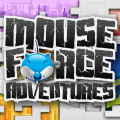 Guide the mouse robot which is trying to escape from the cat robot.