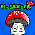 Help Mr.Shroom explore an unknown planet in search of diamonds.