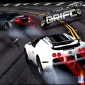A car drifting game where you compete with your friends