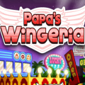 Whip up the hottest wings in town in Papas Wingeria!