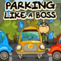 A challenging car parking game where the difficulty creep up til .. WOW!