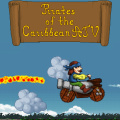 An exciting and challenging game about a pirate who is riding his cannon