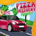 Park the pizza delivery vehicle and park it fast!