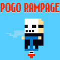 Go on a rampage ... unleash maximum carnage with your trusty pogo stick.