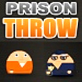 Throw the prisoner as far as you can to help in his escape.