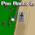Take to the rally facing complex, twisting tracks in this driving game!