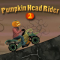 Its Halloween again and the Pumpkin Head Rider is back!