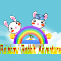 Little P & Little C are naughty rabbits who likes to take adventures.
