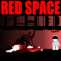 Help the robotic drone find a way to escape Red Space!