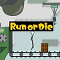 Pretty simple, move your butt or die in this fast paced button smasher.