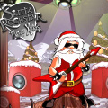 Prove your skills in this Guitar Battle at the North Pole.