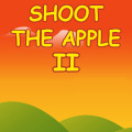 Your task is to shoot the apple using your trusty bow.