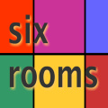 Use logic to solve puzzles in order to escape the Six Rooms.