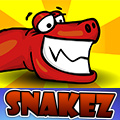 New graphics & achievement system makes Snakez tons of fun.