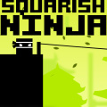 Lead the squarish ninja on a quest to get back his squarish girlfriends!