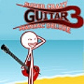The crazy stickman is back with 14 new songs, 10 new guitars & more!