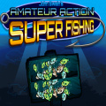 Try to find and catch The Big One in this fast-paced fishing simulator!
