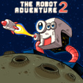 Help robot to find his jetpack and join this epic adventure.