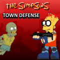 Help Bart in his difficult mission, protect the town & kill zombies.
