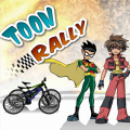 Race with your favorite toon star and unlock achievements.