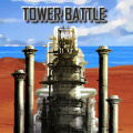 A TD strategy game where you need to protect the large tower.