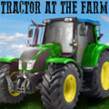 Take on the adventure of proving your driving skills on your tractor.