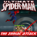Help Ultimate Spider-Man to stop Scorpio and The Zodiac & restore order.
