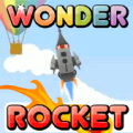 Race to space title, upgrade your rocket & send it to the outer space!